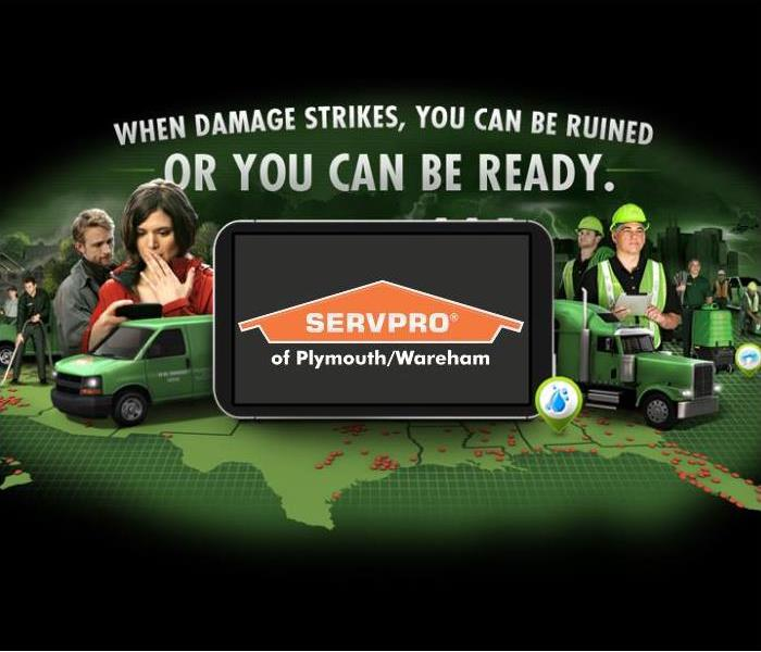 Image of SERVPRO Emergency READY Profile's portal at ready.servpro.com
