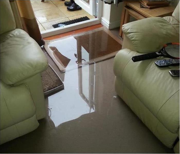 Water Damage Is your carpet salvageable after a flood?
