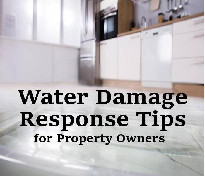 Water Damage Water Damage Response Tips for Property Owners