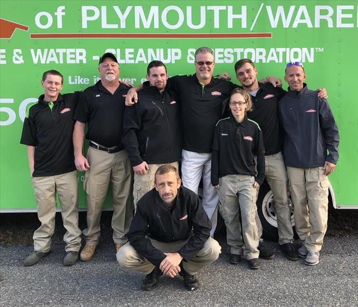 General For Immediate Service in Plymouth/Wareham, Call SERVPRO