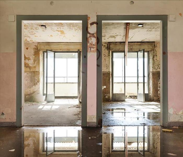 Water Damage Water Damage Restoration Process After a Flood