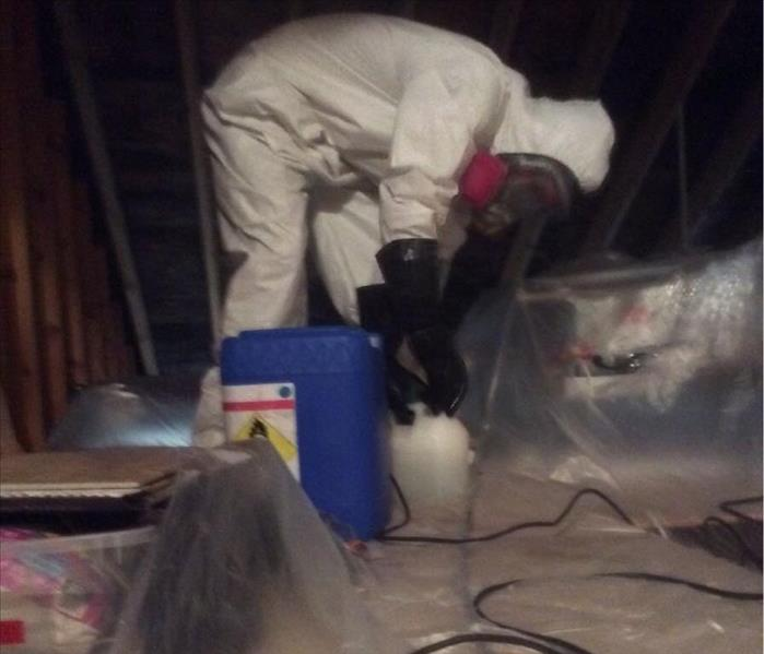 Water Damage The Causes of Water Damage in your Attic